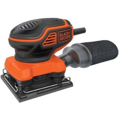 Виброшлифмашина Black&Decker KA450